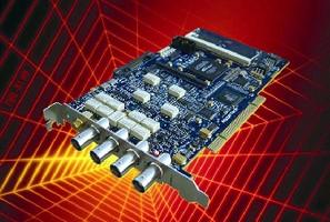 PCI Waveform Digitizer features 125 MS/s sampling rate.