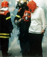 The Draeger Safety PARAT-C Smoke Escape Hoods Assist Fire Fighters with Victim Evacuation