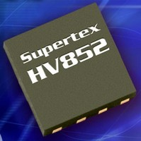 Inductorless EL Driver simplifies application circuitry.