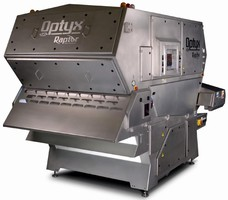 High-Volume Laser Sorter suits food industry applications.