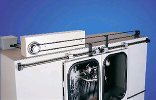 Door Openers add protection to existing machinery.