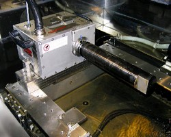 Integrated B-Axis suits wire and sink EDMs.