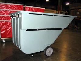 Tilt Truck offers 2,000 lb capacity.