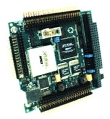 Development Board features PC/104 form factor.