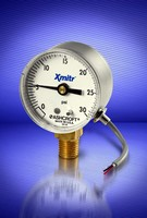 Pressure Gauge features transducer technology.