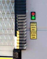 Standard LED Lights Brighten the Benefits of Serco Restraints & Communication Systems
