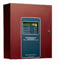 Fire Alarm Control Panel includes built-in communicator.