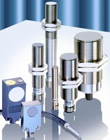 Inductive Analog Sensors perform precise distance measuring.