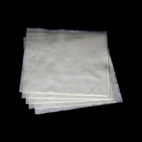 Absorbent Wipes feature non-abrasive design.