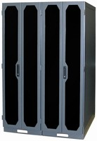 Modular Cabinet Enclosures suit mobile applications.