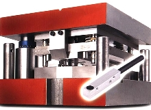 Metal Housing withstands stamping applications.