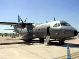 Team JCA's First Aircraft Debuts at Royal International Air Tattoo