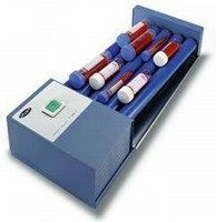 Roller Mixer is suitable for mixing blood samples.