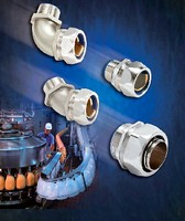 Conduit Connectors offer corrosion and UV resistance.