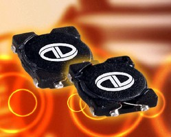 Surface Mount Inductors provide EMI protection.