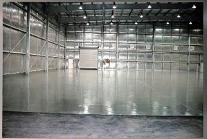 Floor Coating Systems minimize facility downtime.