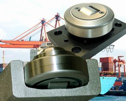 Combined Radial and Axial Bearings handle high loads.