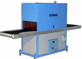 UV Light Curing Conveyors handle large parts.