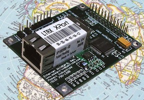 Expansion Board web-enables instrument controllers.