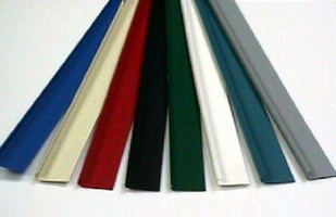 Slatwall Groove Treatments come in variety of colors.