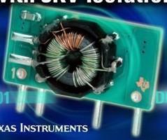 Miniature, 1 W DC/DC Converters feature 3 kV isolation.