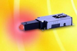 ITT's C&K ELUM Switches Available with Custom Snap-on Cap