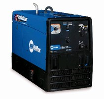 Welder/Generators offer large horsepower engine options.