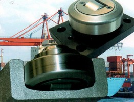 Combined Linear Bearings smoothly move up to 41,000 lb.