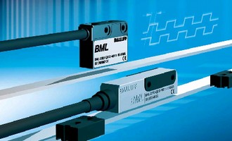 Linear Position Encoders provide direct load measurement.
