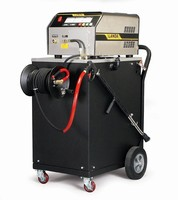 Pressure Washers are suited for indoor cleaning.