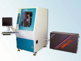 Laser Workstation features micron-scale imaging cameras.