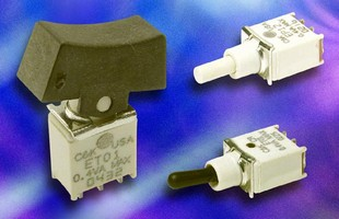 Subminiature Switches are available with SA1 termination.