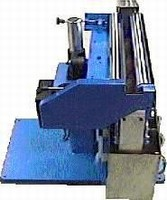 Table Top Roll Sorter is accurate to 20 millionths of 1 in.