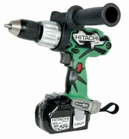 Lithium Ion Technology- Now Available from Hitachi Power Tools!