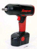Cordless Impact Wrench combines strength with comfort.