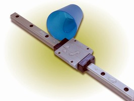 Linear Guides feature internal lubrication.