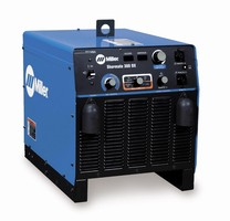 Welding Power Sources deliver single-phase power.