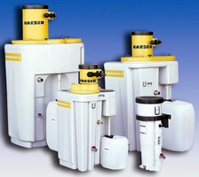 Condensate Management System features automatic operation.