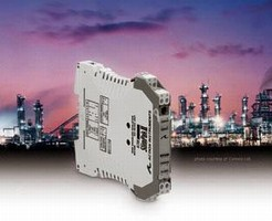 Action Instruments Signal Conditioners Approved for Use in Hazardous Class I Div 2 Areas