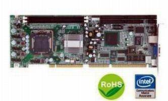Single Board Computer supports Intel® Pentium® D processor.