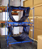 Shipping Racks offer JIT inventory for lean operations.