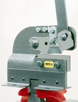 Portable Shear and Rod Cutter can be vice or bench mounted.