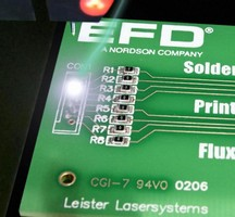 EFD Solder Paste Group and Leister Technologies Join in Cooperative Worldwide Marketing Effort for Advanced Tabletop Laser Soldering Reflow