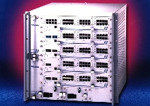 Gigabit Ethernet Switch comes in 2 and 5 slot versions.