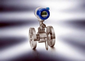 Flowmeter suits chemical, oil, and gas industries.