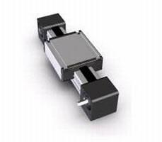 Actuator suits applications requiring external guidance.