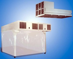 Cleanroom Plenum Sections offer application flexibility.