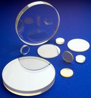Zinc Sulfide Optics transmit over 0.4-12 µm wavelength.