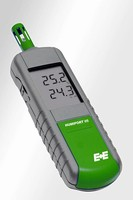 Humidty/Temperature Meter offers mobile climate monitoring.