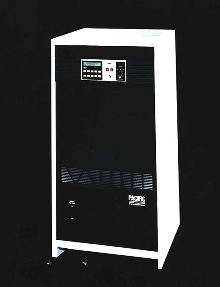Frequency Converter provides variable ac power output.